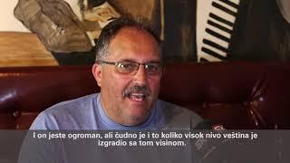 Sten Van Gandi Oduševljen Jokićem i Marjanovićem   SPORT KLUB Košarka
