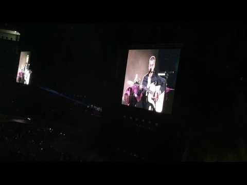 Justin Bieber - Fast Car (live in São Paulo) - Purpose Tour