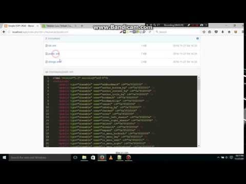 Web Tools Android APK Decompiler Using PHP & Apktool