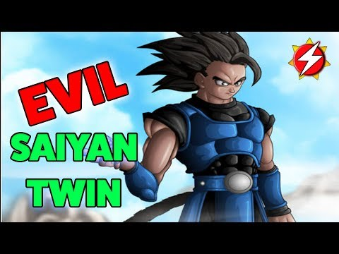 Evil Saiyan Twin Giblet vs Shallot - Dragon Ball Legends Theory EXPLAINED