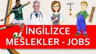 İngilizce Meslekler | Jobs For Kids | Let's Learn Jobs