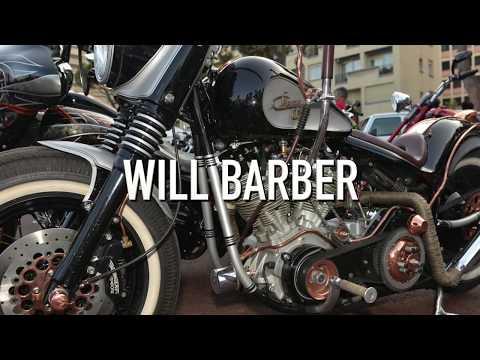Monaco Harley Davidson 25th Anniversary - Will Barber
