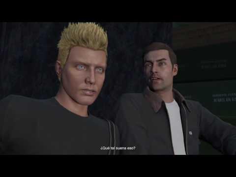 BUNKER + MOTO VOLADORA / GTA V
