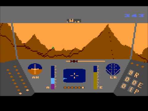 Behind Jaggi Lines! for the Atari 8-bit family