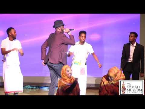 Somali Museum Night 2019 Hees  Dalmar Yare & Gabar Maraykan Ah Oo Dalbatay Fanaanka