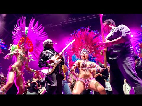 """Nile Rodgers & CHIC """"Good Times"""" at the rpool International  Festival on July 20 2019"""