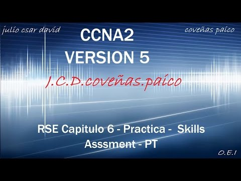 practica capitulo 6 CCNA 2 100%