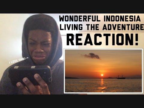 Wonderful Indonesia: Living The Adventure REACTION!