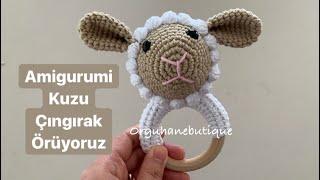 137# Amigurumi kuzu çıngırak örüyoruz ?