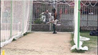 Babar Azam Practice On Bilal Asif In Babar Azam Cricket Club NCA 2019|