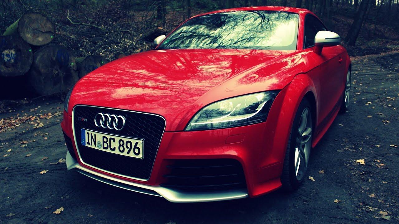 2013 2014 Audi Tt Rs 8j Test Drive Amp Review