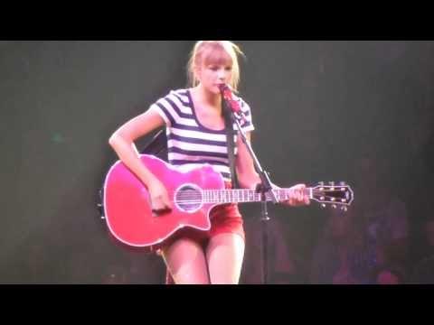 Taylor Swift - Tim McGraw - 8/6/13