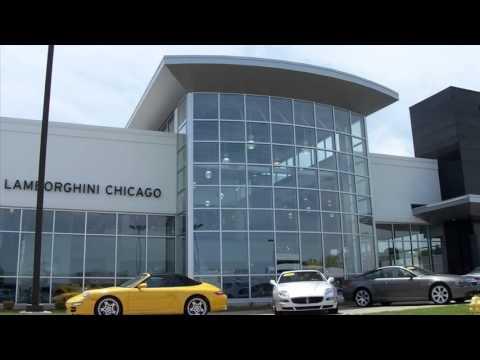 lamborghini dealer chicago