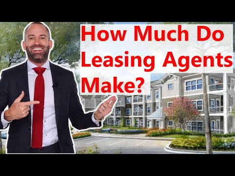 How Much Do Leasing Agents Make?
