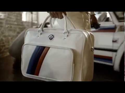 899156ab488d Спортивная сумка BMW Motorsport bag Heritage (80222445947) - YouTube