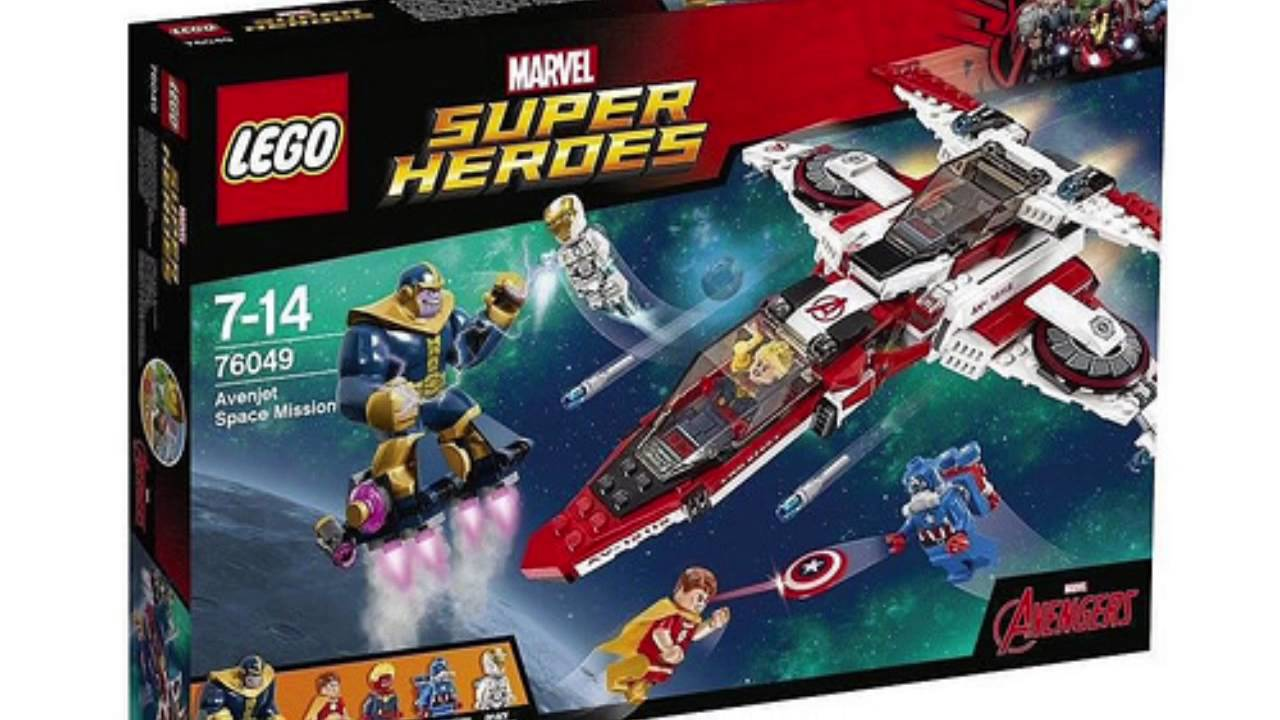marvel lego sets 2016