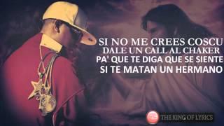 Hector El Father ft. Cosculluela - Entre El Bien Y El Mal (Letra) thumbnail