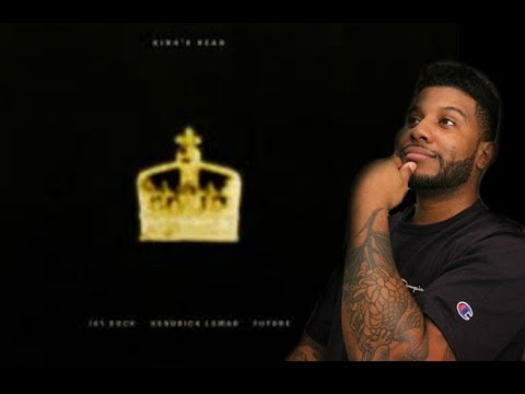 Jay Rock, Kendrick Lamar, Future, James Blake - King's Dead (Reaction/Review) #Meamda