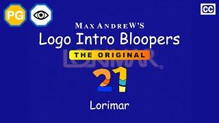 Logo Intro Bloopers 21: Lorimar (200th Video!)