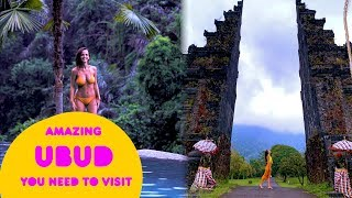 Travel to Ubud - Paradisul din Indonesia! Best things to do