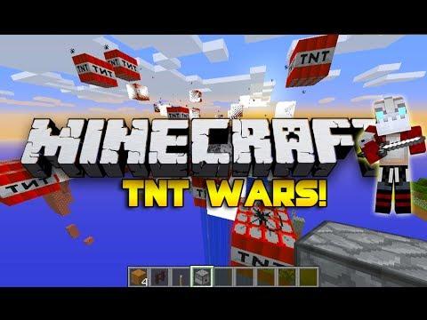 TNT Wars! EPIC CANNONS! W/Nooch & Friends!