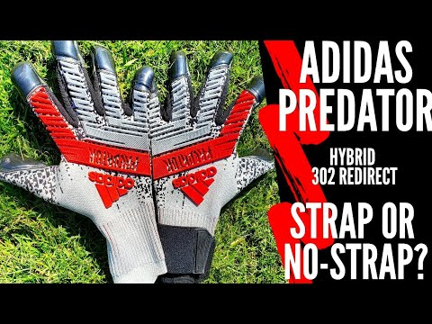 Strapless Adidas Gloves? First Impressions of the Adidas Predator Hybrid Goalkeeper Gloves