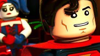 DER WAHRE SUPERSCHURKE! | Lego DC Super Villains