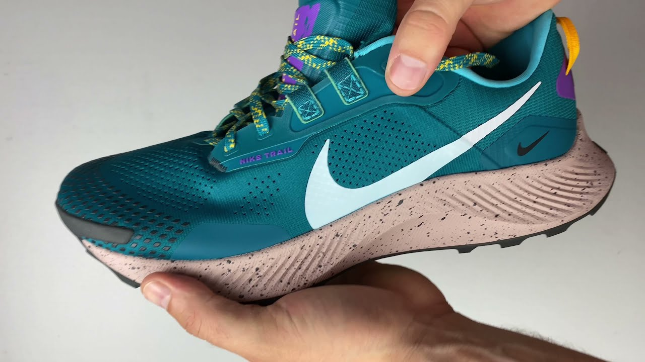 BRANDNEW Nike Pegasus Trail 3 | UNBOXING & ON FEET | running shoes