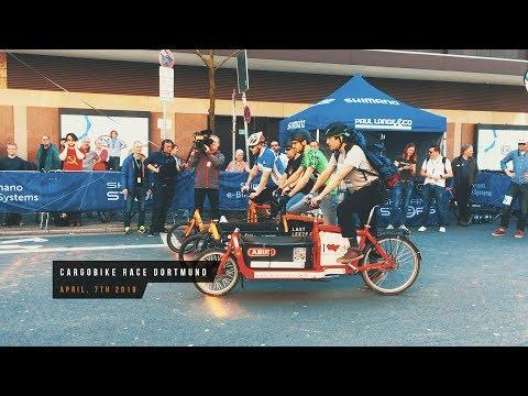 Cargobike Race Dortmund 2018