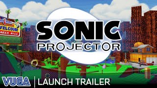 Sonic Projector: RP – Launch Trailer | Roblox