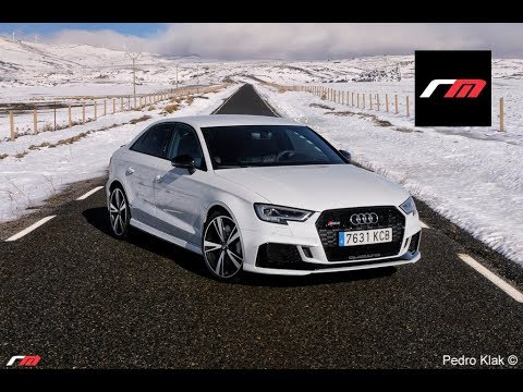 audi rs3 tfsi quattro 400 cv prueba. Black Bedroom Furniture Sets. Home Design Ideas