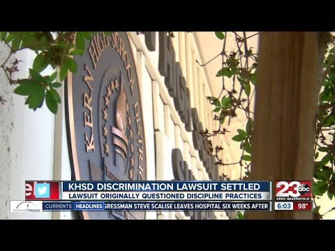 KHSD Discrimination Lawsuit Settled