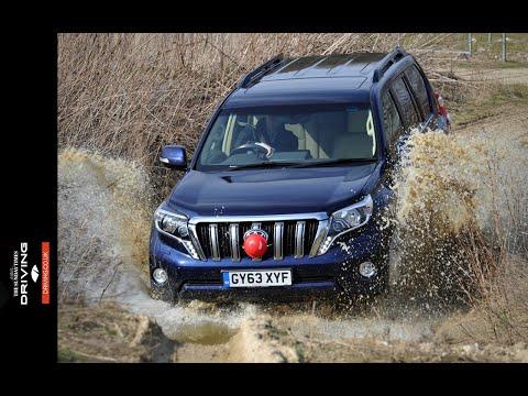 Proper 4x4s: Land Rover Defender vs Toyota Land Cruiser and Mitsubishi Shogun