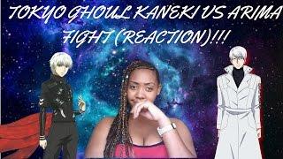 TOKYO GHOUL Kaneki vs Arima (Fan Animation, Manga Spoilers) REACTION