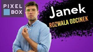 JANEK PRZEJMUJE KANAŁ!!! - PIXEL-BOX MARZEC