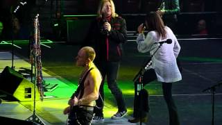 Def Leppard - Rock of Ages with Jeff Keith of Tesla - Sunrise 12916