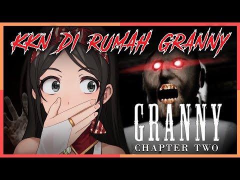 (Serem) Maya Dikarungin Duo Psikopat!!😱🔪 | Granny Chapter Two Part 1 (Vtuber Indonesia/Episode 76)