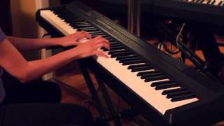 She Keeps Me Warm - Mary Lambert (piano cover)
