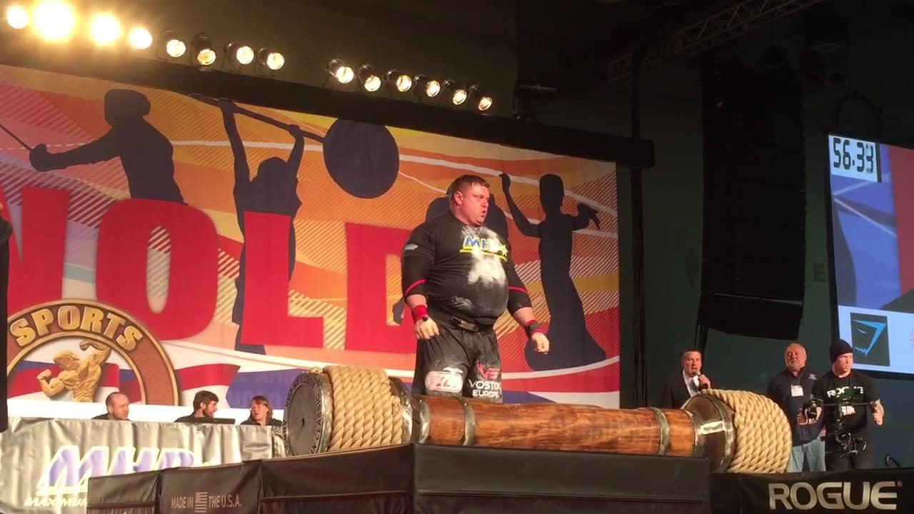 arnold strongman classic 2020