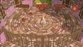 Fat Princess HD review -=The menu, game, classes etc=-