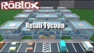Market Kuruyoruz Roblox :Retail Tycoon