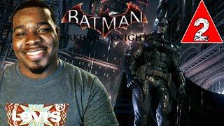 Batman Arkham Knight Gameplay Walkthrough Part 2 - NEW BAT SUIT - Lets Play Batman Arkham