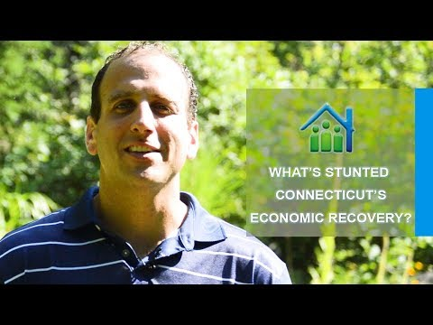 Connecticut Real Estate Agent: Why Can't Our Economy Catch Up With the Rest of the Country?