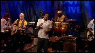 Say You Will - 06 - Ben Harper & The Innocent Criminals (Live @ XM Studios)