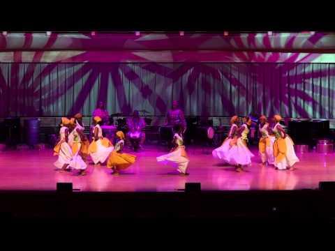 """Taratibu - """"Jamaican Folk Dance"""""""