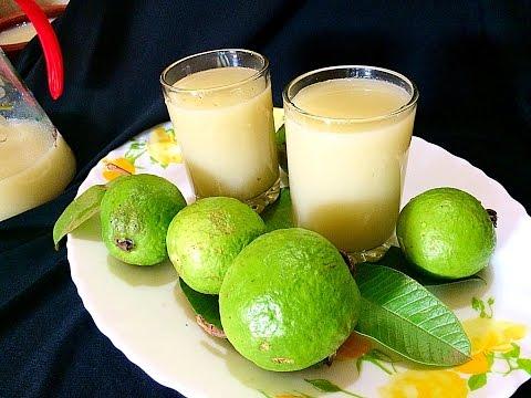 Guava Juice പേരയ്ക്ക...