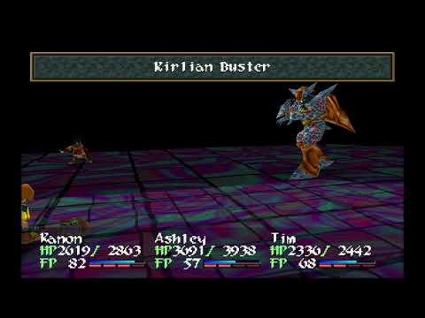 Let's Play Wild Arms 2 - Episode 20 - Antenora's Annihilation