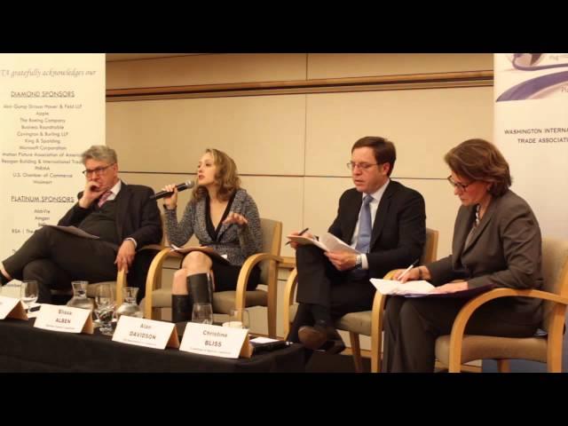 WITA TPP Series: Digital Trade Panel 1: Elissa Alben 4/7/16