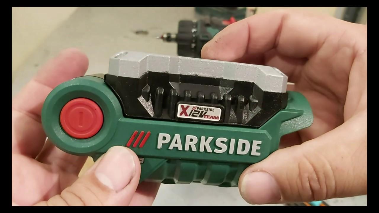 Parkside Battery Charger For 12V PAHS 12 B2