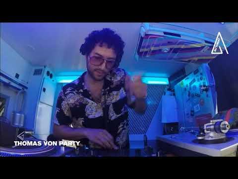 Thomas Von Party Automat Radio Milan Dj Set